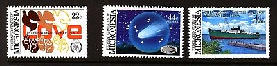 Micronesia 1986 Events set Mint
