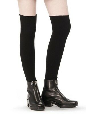 NWT T by Alexander Wang Black 100% Wool Leg Warmers Was $80 now $40