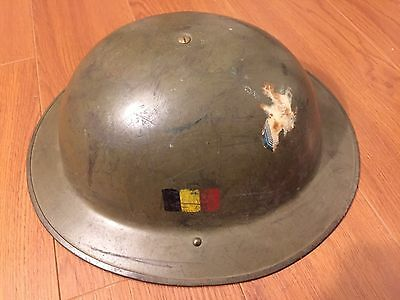 Belgium Post War Helmet (1949-1951?)