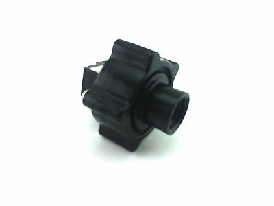"""Black Plastic 1/4"""" Connection RO Low Pressure Switch"""