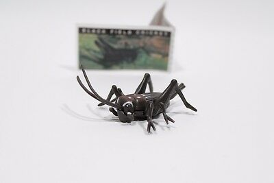YOWIE Series 3 Black Field Cricket Paper + Toy Collectable