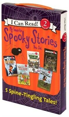 My Favorite Spooky Stories Box Set: 5 Silly, Not-Too-Scary Tales! (Paperback or
