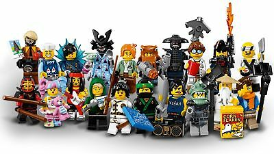 LEGO Ninjago Movie Series 71019 MINIFIGURES-CHOOSE YOUR MINIFIGURE-ORIGINA PACK
