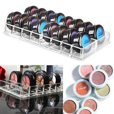 16 Space Eyeshadow Blush Storage Organizer Beauty Care Cosmetic Makeup Holder