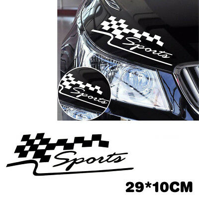 Hot Decal Racing Car Sticker Auto Sports Styling Vinyl Car Body Generic Stickers