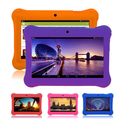 """7""""inch Kids Android 4.4 Tablet Pc Quad Core 8Gb Wifi Uk Kids Child Children"""