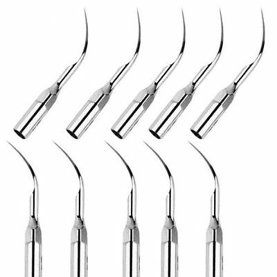 10PCS Dental Ultrasonic Scaler Perio Scaling Tip G1 For EMS/WOODPECKER Handpiece