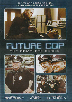 FUTURE COP Complete Series 2-DVD Set *New & SEALED* Region 1