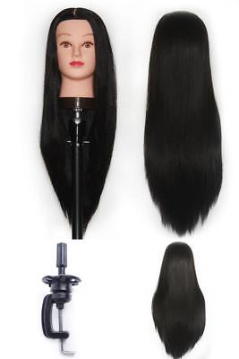 Hairstyle Doll Head Cosmetology Mannequin Hair Style Hairdresser Training Head