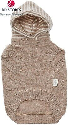 Puppy Angel Scandina Pull Over pour Chien Beige Taille S