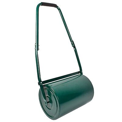 The Richmond Heavy Duty Perfect Flat Garden Lawn Grass Roller (Sand or Water)
