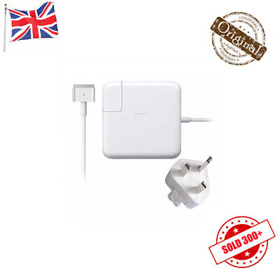 "REFURBISHED Apple 45W Macbook Air 11"" 13"" MagSafe2 Adapter Charger A1466 A1465"