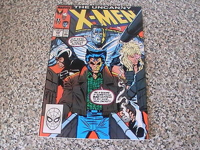 The Uncanny X-Men  # 245   Marvel Comics