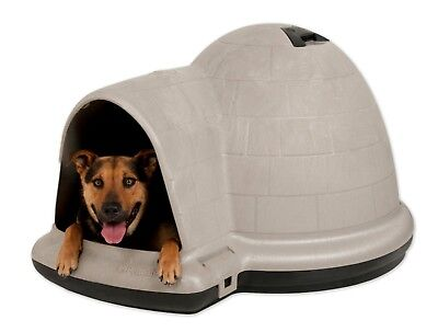 Petmate Indigo Igloo Outdoor Dog Kennel - Additional Extras Available