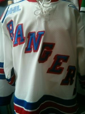 Authentic Bnwot Kitchener Rangers Youth jersey OHL CHL