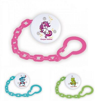 Beautiful Dummy Clip Baby Shooter Chain Holder Pacifier Strap UNICORN Cat Dragon
