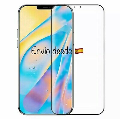 iPhone X/Xs/XR/XsMax/11/11Pro/11ProMax Protector Completo - Cristal Templado 9H