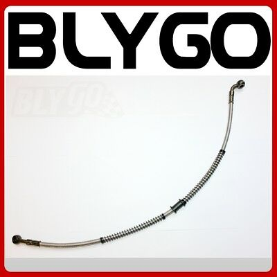 8mm 560mm Rear Hydraulic Brake Master Cylinder Hose Line PIT PRO Quad Dirt Bike