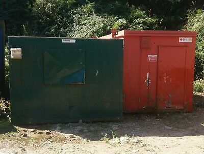 Several Containers/Cabins/Toilet Blocks Available, See Description For Details