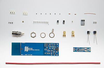 DIY KIT Mini Whip Active Antenna | RTL SDR