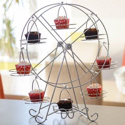 Wilton Icing Buttercream Smoother Cake Decorating Tool / Baking Stand Holder Set