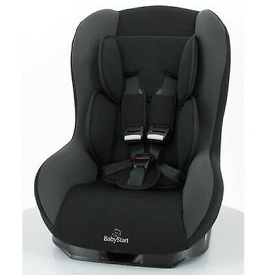 Babystart Driver Group 1 9-18kg Forward Facing Reclining Baby Car Seat Carseat