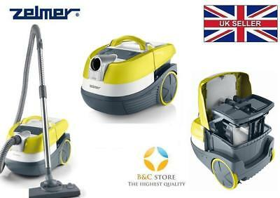 NEW Zelmer Aquawelt Plus ZVC762ZK Multifunctional Vacuum Cleaner dry wet