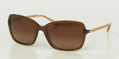 Genuine COACH 8152 - Sunglasses Replacement Lenses - Polarized Gradient Brown