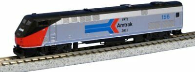 "Kato USA Model Train Products GE P42 #156 ""Genesis"" Amtrak 40th Anniversary P..."