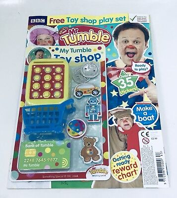 CBeebies Mr Tumble Something Special Magazine #83 - SPECIAL GIFT ISSUE