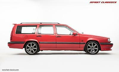 Volvo 850 R // Bright Red // 72k miles