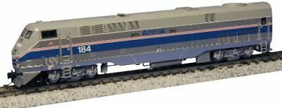 "Kato USA Model Train Products GE P42 #184 ""Genesis"" Amtrak 40th Anniversary P..."