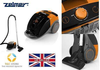 NEW Zelmer Elf 3 ZVC165EF VACUUM CLEANER Compact Lightweight Electronic
