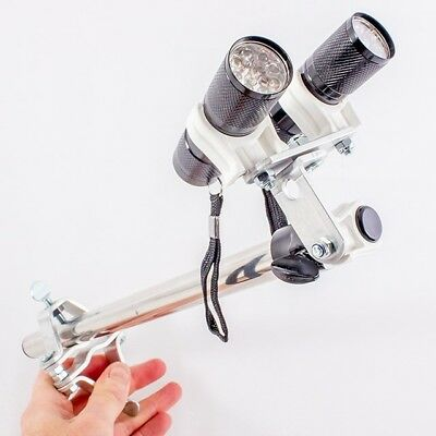 VMO Double Tripod Light