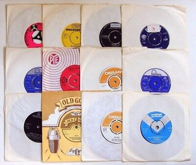 """1960s Pop & Beat Groups: 12 x 7"""" Singles: All Listed (VG+/EX) 1964 - 1970."""