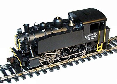 Rivarossi HO Scale - Albermarle Paper S-100 0-6-0 Steam Locomotive DCC Ready