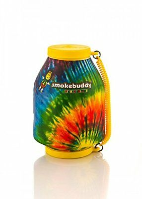 Smoke Buddy Personal Air Purifier Cleaner Filter Removes Odor (Tie-Die Yellow)