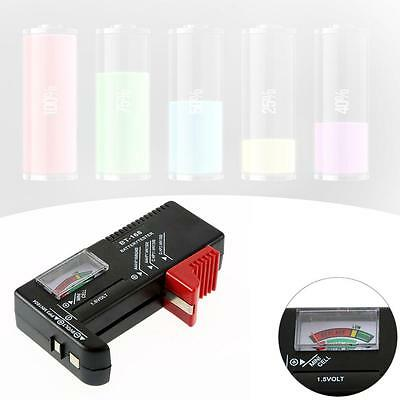 New AA/AAA/C/D/9V/1.5V Universal Button Cell Battery Volt Tester Check AΥ-168 AΥ
