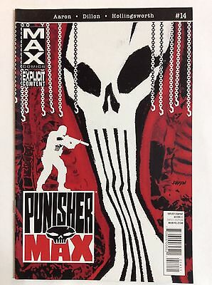 Punisher Max #14 (Marvel Comics) Combined Shipping