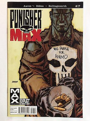 Punisher Max #17 (Marvel Comics) Combined Shipping