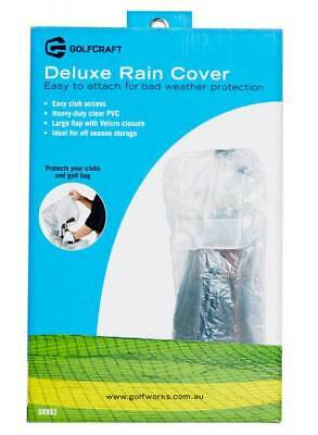 New Golf Craft Deluxe Rain Cover