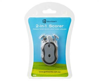 New Golf Craft 2 in 1 Scorer