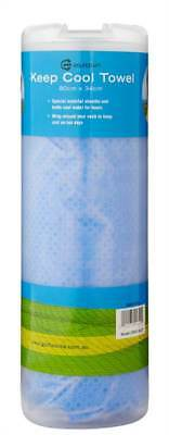 New Golf Craft Cooling Towel - Blue
