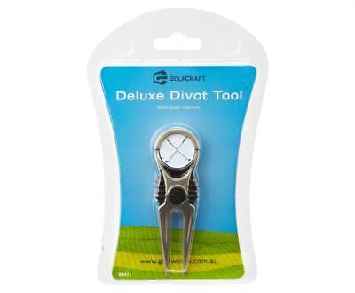 New Golf Craft Deluxe Divot Tool