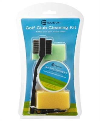 New Golf Craft Golf Club Cleaning Kit
