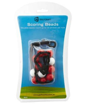 New Golf Craft Scoring Beads