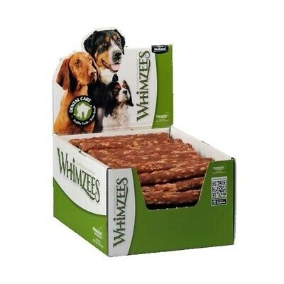 Whimzees Small Veggie Sausage Chews for Dogs - Dog Teeth Cleaner Chew