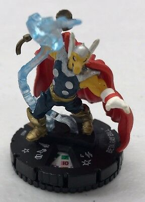 Heroclix: The Mighty Thor, Beta Ray Bill #063 w/Stormbreaker #S011 w/cards, NM!!