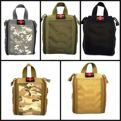 UK Tactical Army Utility First Aid Bag MOLLE Emergency IFAK Medical Waist Pouch