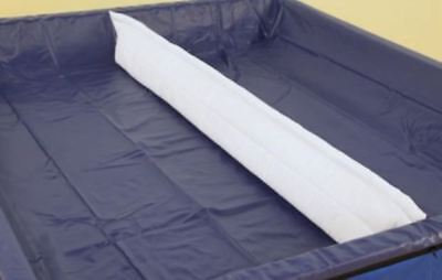 Waterbed trennkeil Divider dreieckstrennwand with Cover for Dual Waterbed